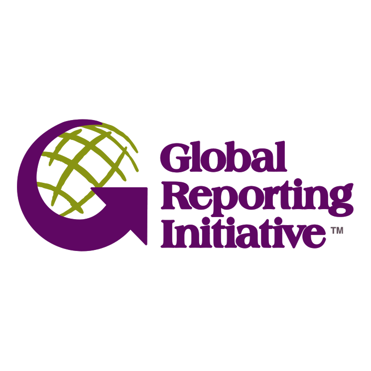 free vector Global reporting initiative