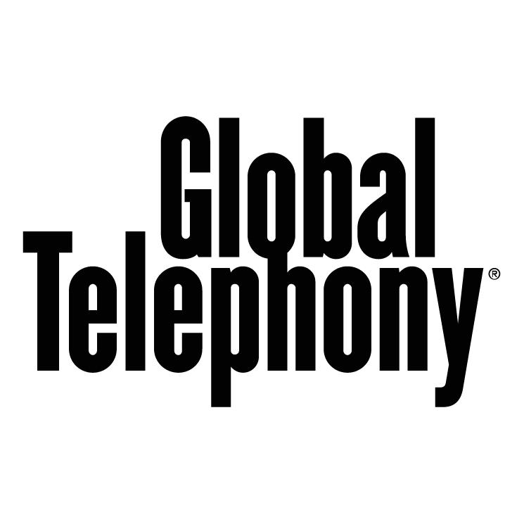 free vector Global telephony