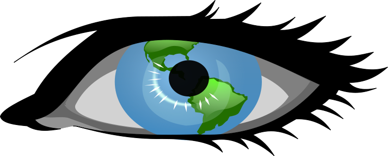 free vector Global View
