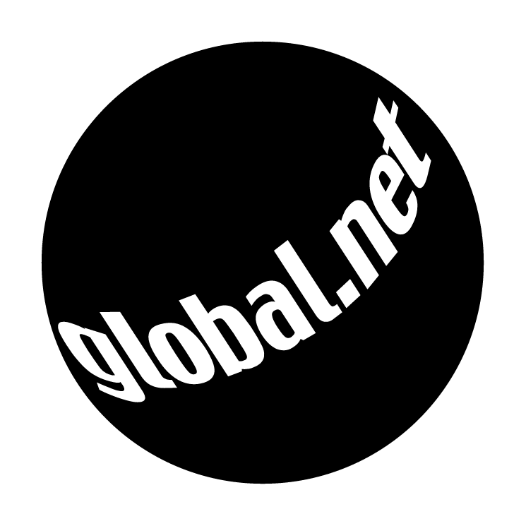 free vector Globalnet 0