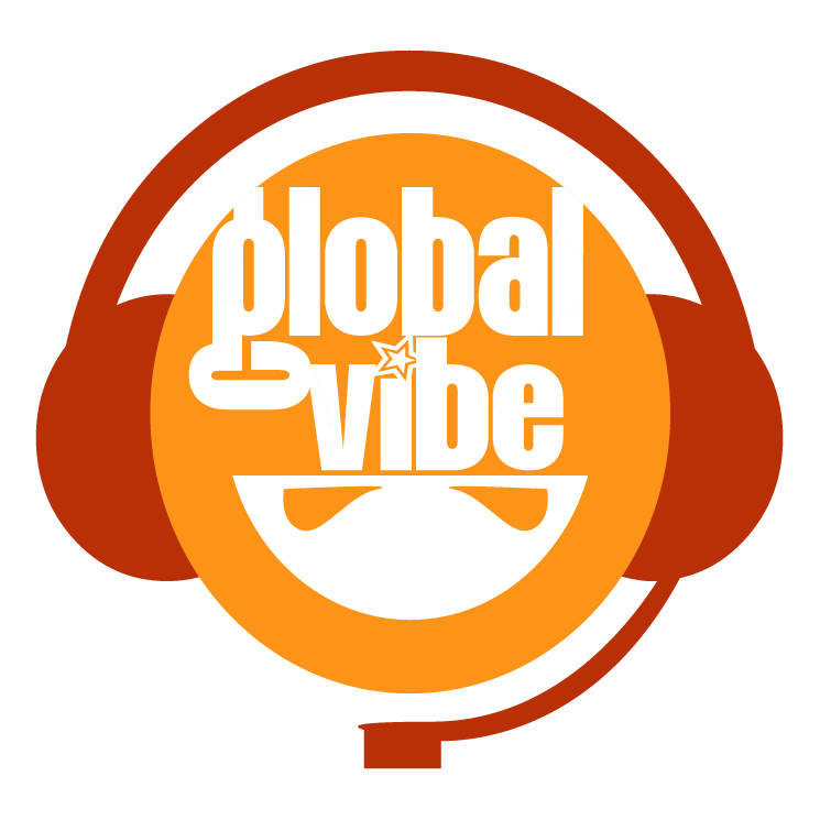 free vector Globalvibe network