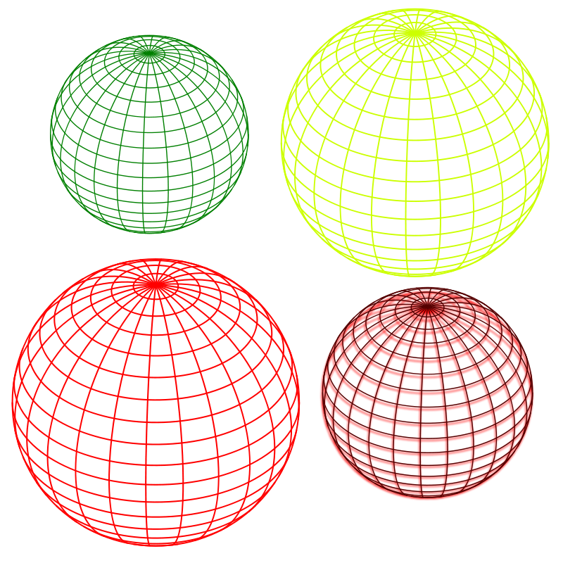 free vector Globe-6