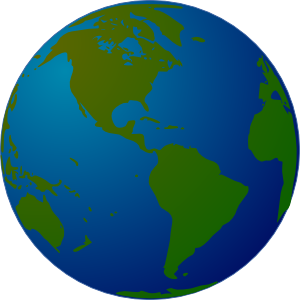 free vector Globe clip art