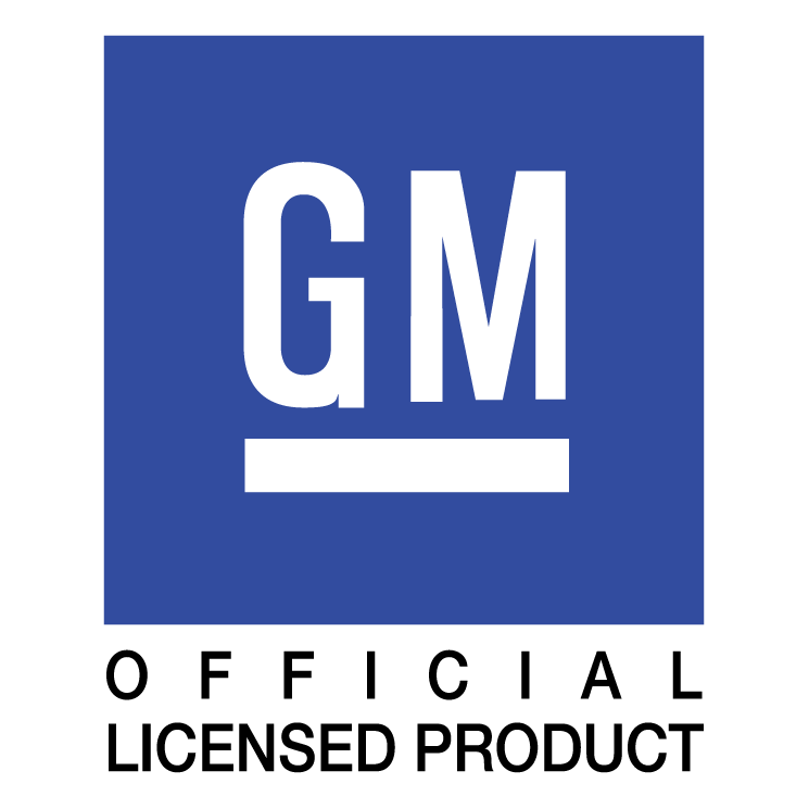 free vector Gm official licensed product