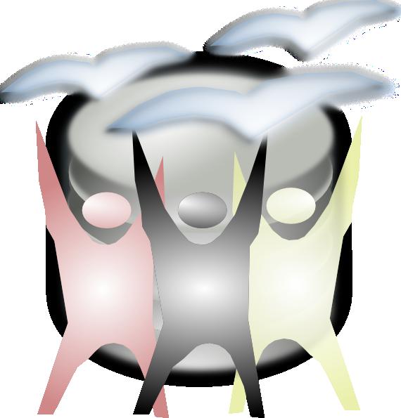 free vector Gnu D Freedombase clip art