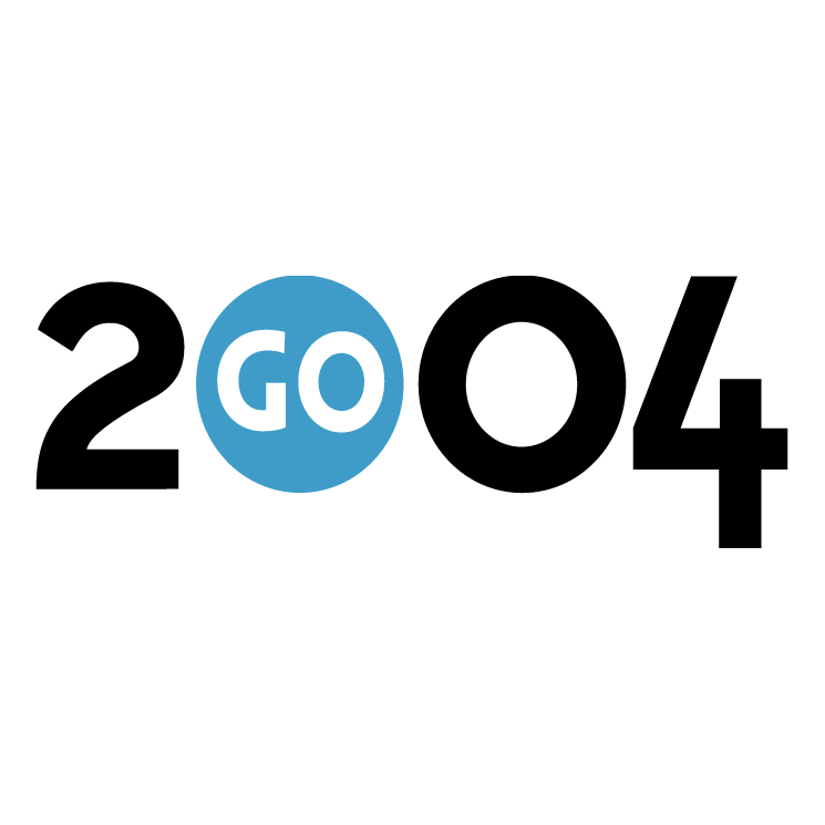free vector Go 2004