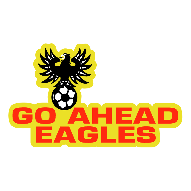 free vector Go ahead eagles