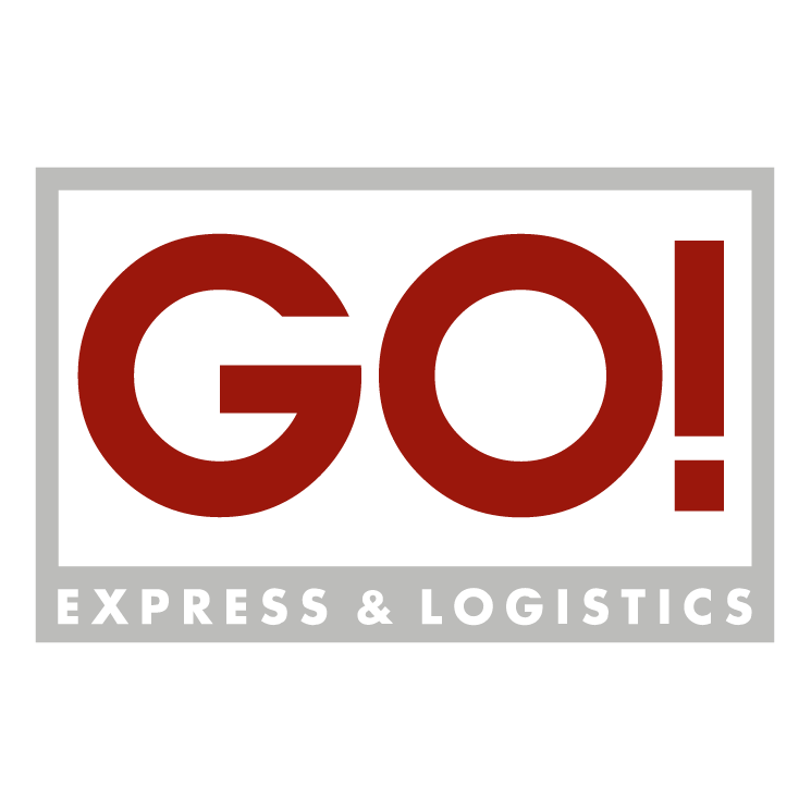 free vector Go express logistics