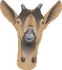free vector Goat Head clip art
