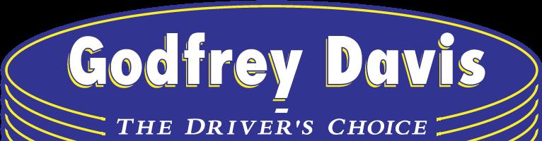 free vector Godfrey Davis logo