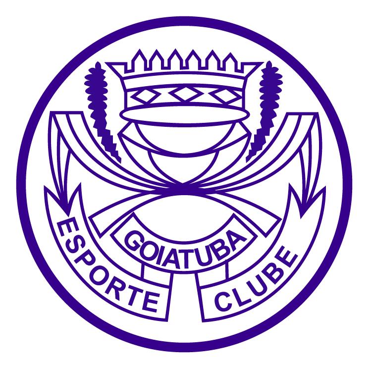 free vector Goiatuba esporte clube de goiatuba go