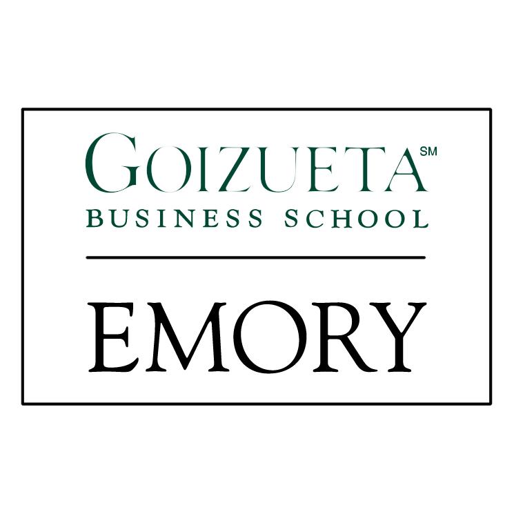 free vector Goizueta business school