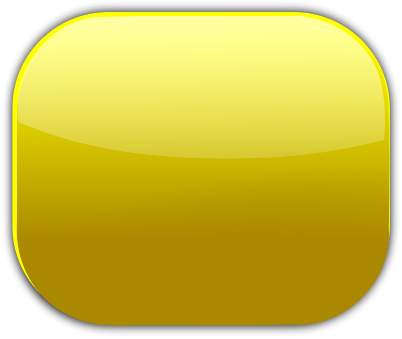 Gold Png Gold button 005 free vector