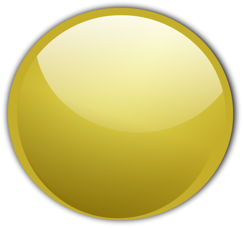 free vector Gold Button 008