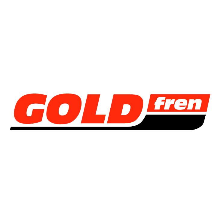 free vector Gold fren