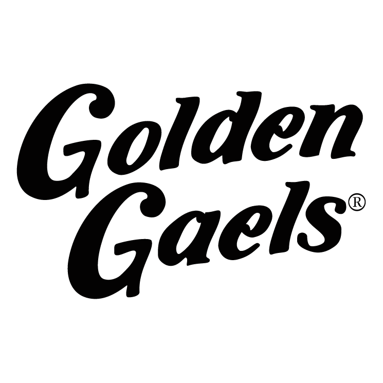 free vector Golden gaels 0
