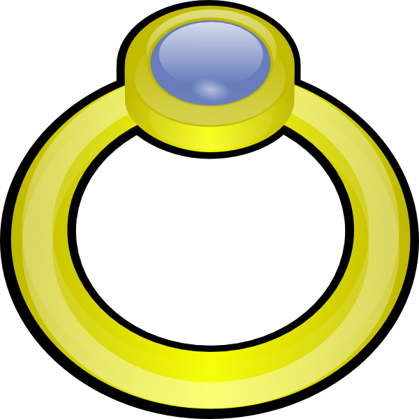 Diamond ring vector free download