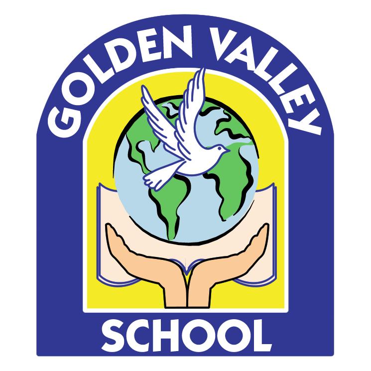 free vector Golden valley school
