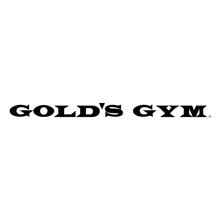 free vector Golds gym 0