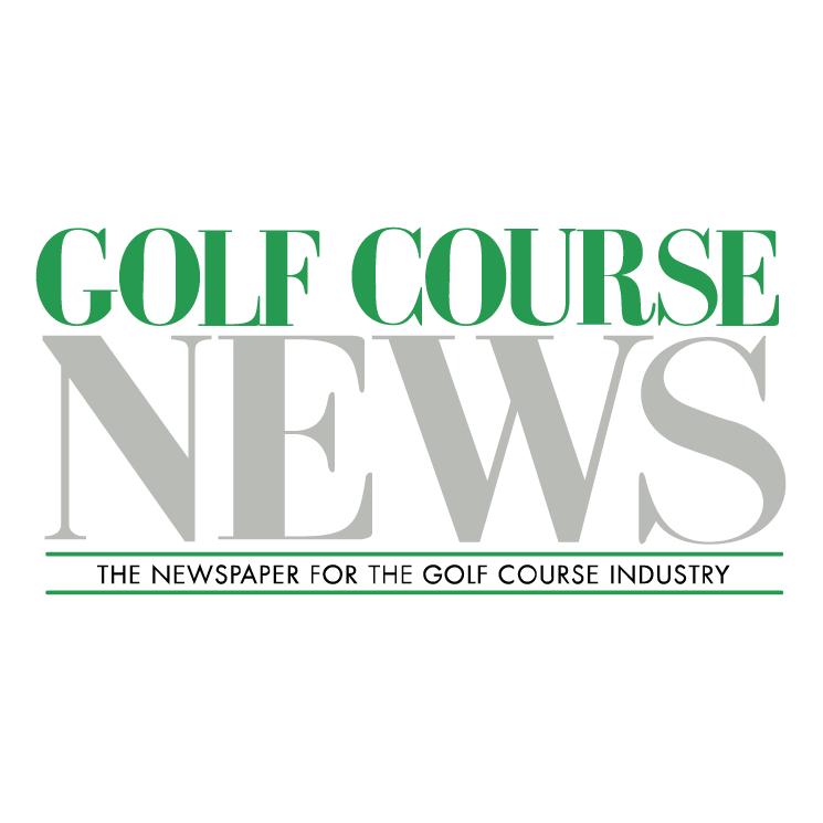 free vector Golf course news