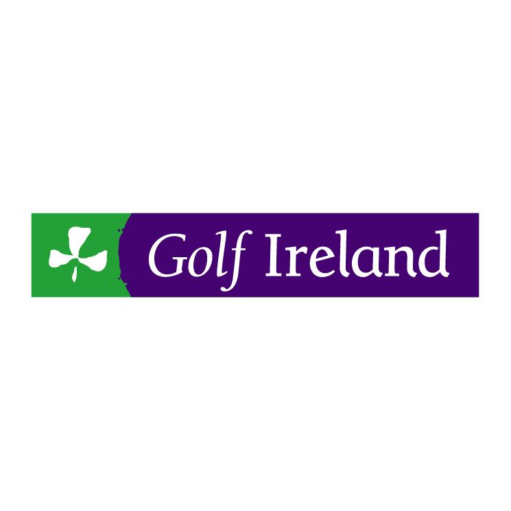 free vector Golf ireland