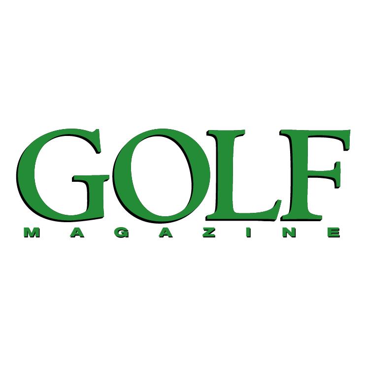 free vector Golf magazine