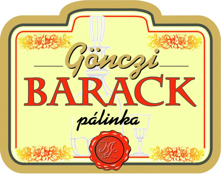 free vector Gonczi barack palinka