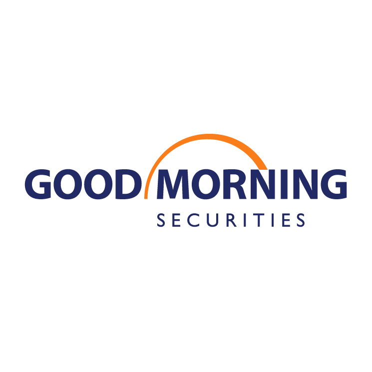 free vector Good morning securities