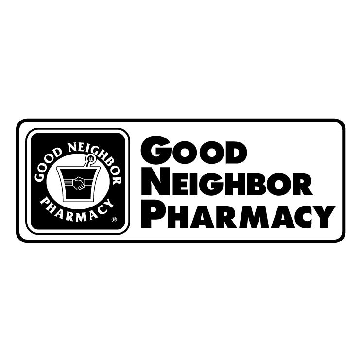 free vector Good neighbor pharmacy