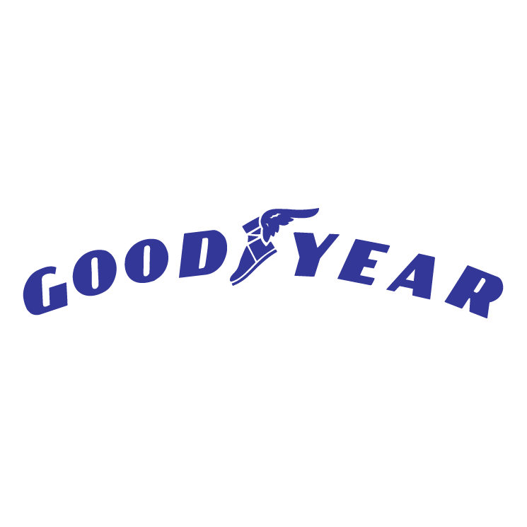 free vector Goodyear racing