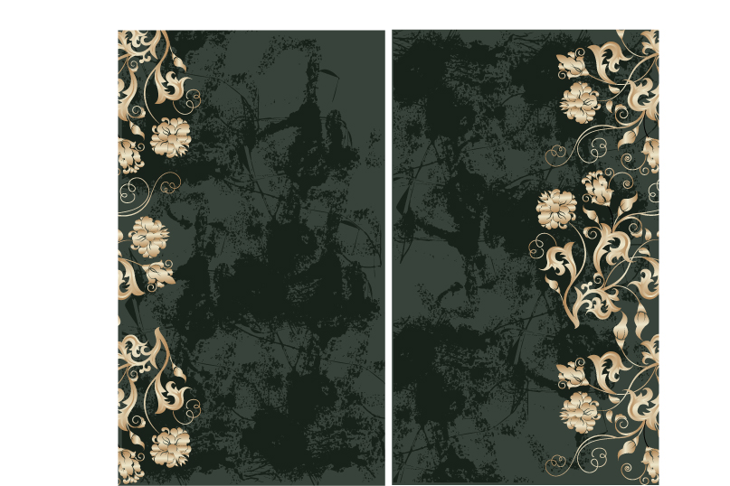 free vector Gorgeous and dirty background pattern vector