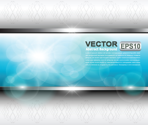 free vector Gorgeous business background 02 vector