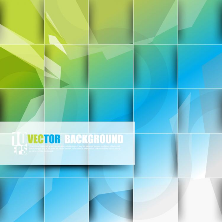 free vector Gorgeous fashion background 04 vector