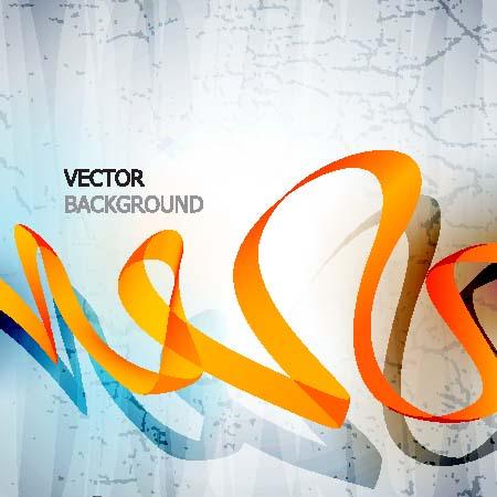 free vector Gorgeous threedimensional vector illustration background 2