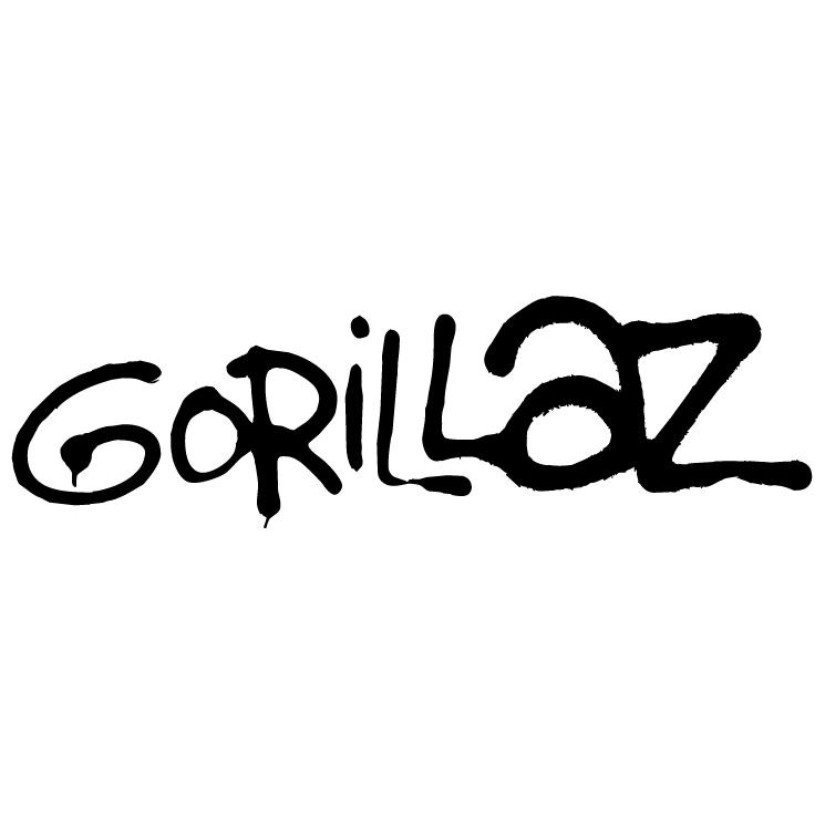 free vector Gorillaz