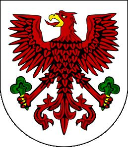 free vector Gorzow Wilekopolski Coat Of Arms clip art