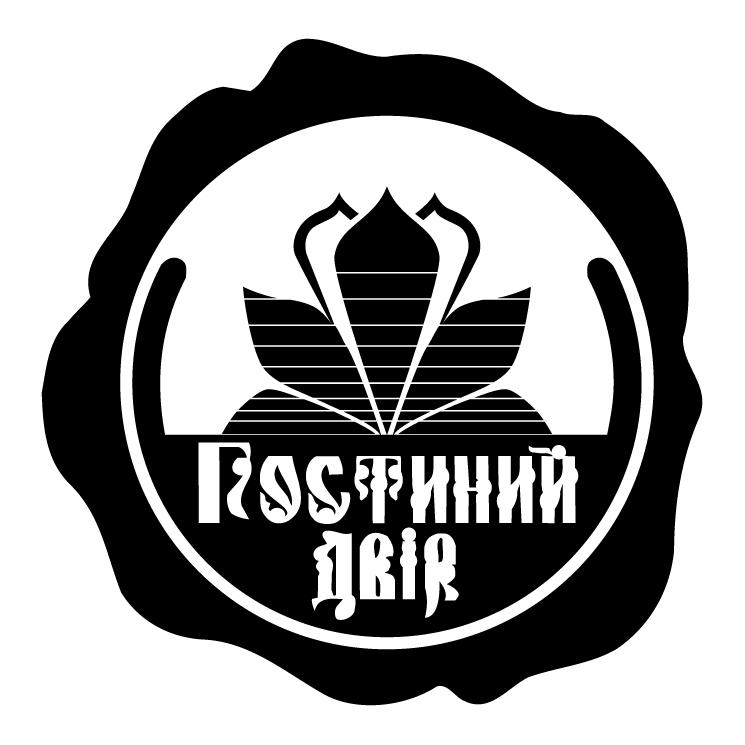 free vector Gostinniy dvor