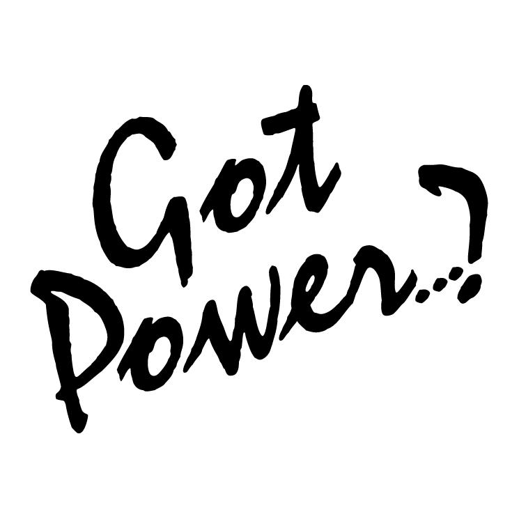 free vector Got power
