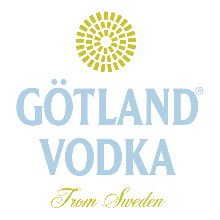free vector Gotland vodka