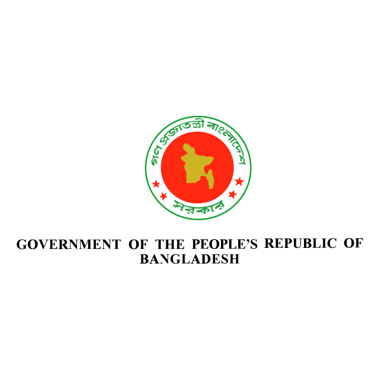 free vector Government of the peoples republic of bangladesh