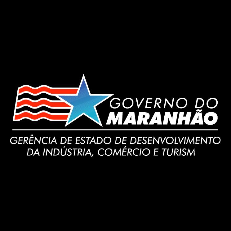 free vector Governo do maranhao