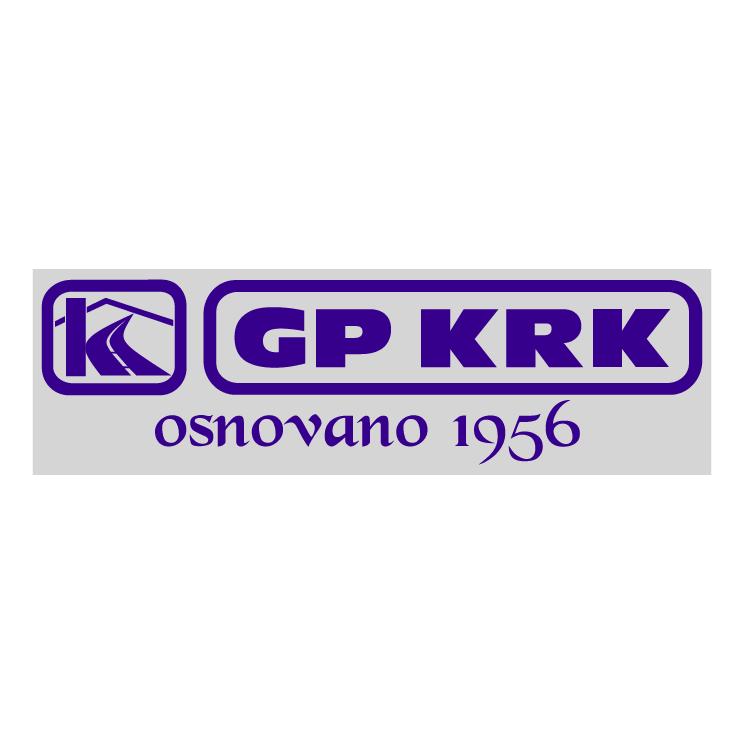 free vector Gp krk