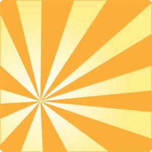 gradient rays clip art free vector 4vector