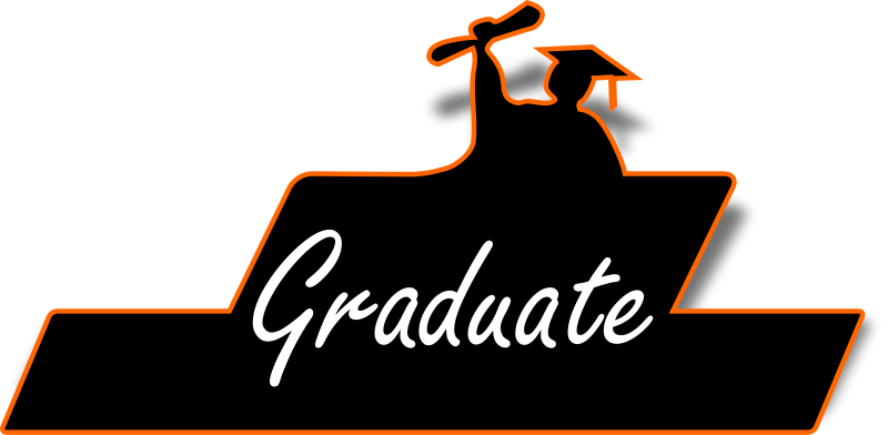 free vector Graduate 2