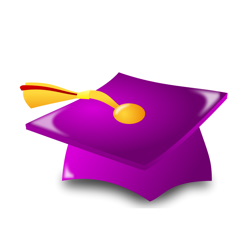 free vector Graduation Icon