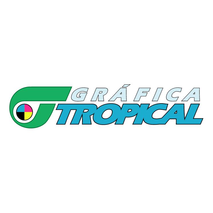 free vector Grafica tropical