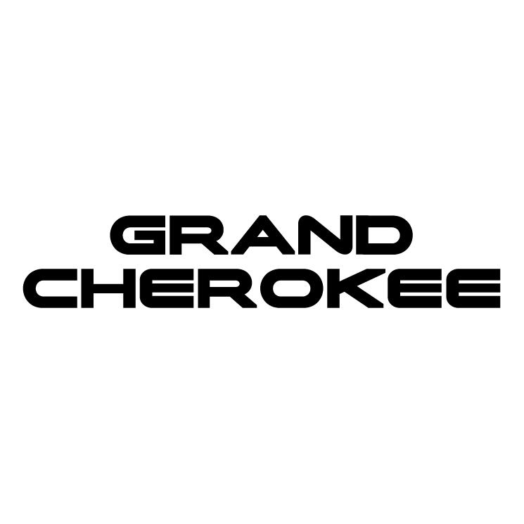 free vector Grand cherokee