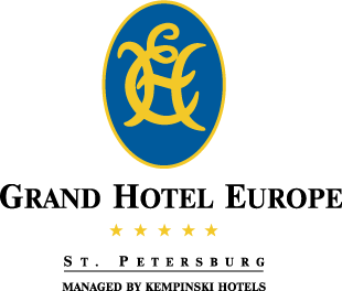 free vector Grand Hotel Europe logo