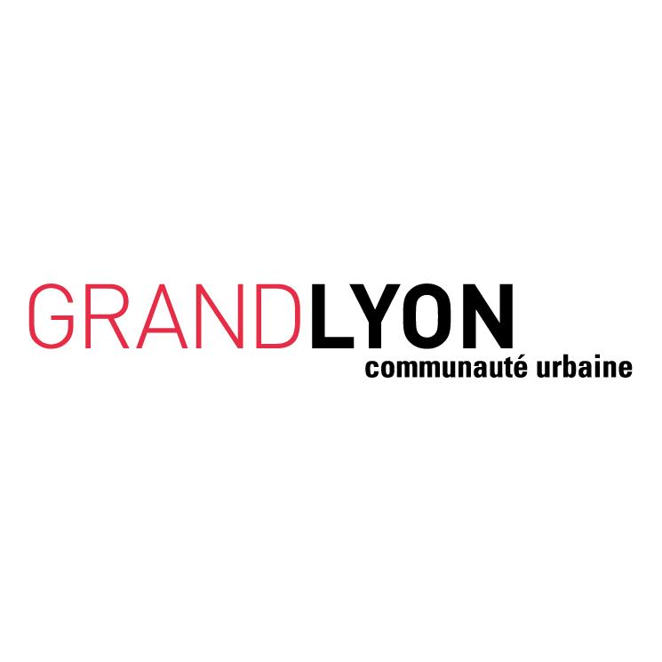 free vector Grand lyon