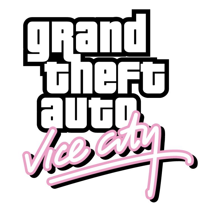 free vector Grand theft auto vice city